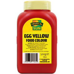 Food Colouring Powder - Egg Yellow