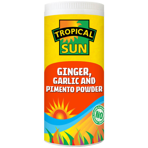 Ginger, Garlic & Pimento Seasoning