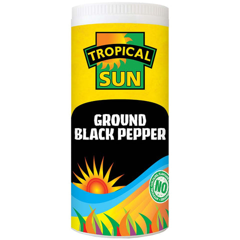 Black Pepper - Ground