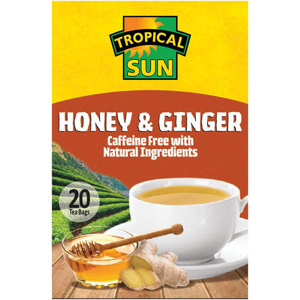 Honey & Ginger Tea