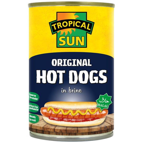 Hot Dogs in Brine