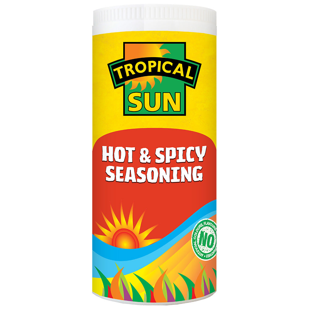 Hot & Spicy Seasoning