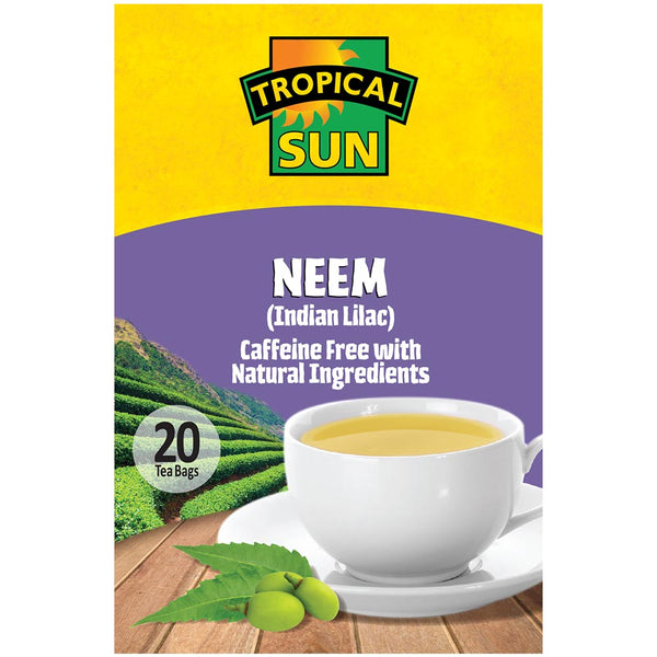 Neem (Indian Lilac) Tea