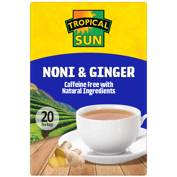 Noni & Ginger Tea