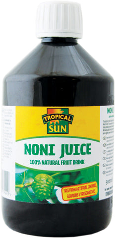 Tropical Sun Noni Juice Bottle 500ml