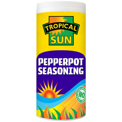 Pepperpot Seasoning