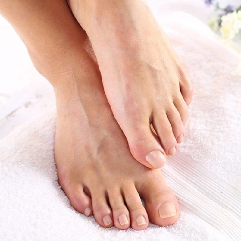 How To Get Soft Feet Naturally
