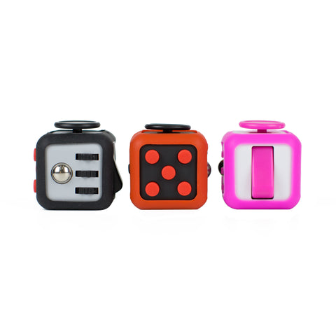Silicone Fidget Cube Casing ***CUSTOMIZE YOUR OWN FIDGET CUBE NOW***