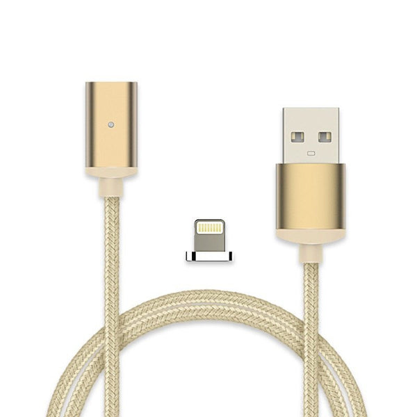 2.4A HIGH SPEED CHARGING MAGNETIC CABLE FOR ANDROID OR APPLE PRODUCTS