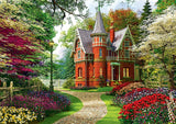 Victorian Cottage 1000 Piece Jigsaw Puzzle