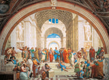 School of Athens 500 Piece Jigsaw Puzzle  - Galaxy Puzzles