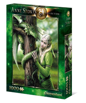 Anne Stokes Puzzles (choice of designs)  - Galaxy Puzzles