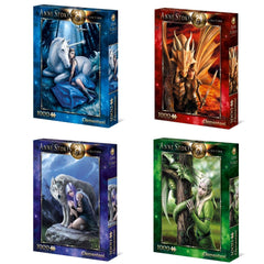 Anne Stokes Puzzles (choice of designs)