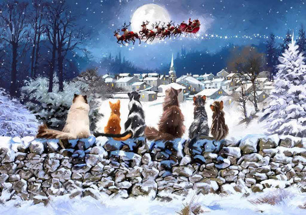 Christmas-Cats-puzzle