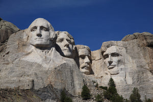 Mount Rushmore Puzzle (2 sizes: 40, 250 pieces)  - Galaxy Puzzles