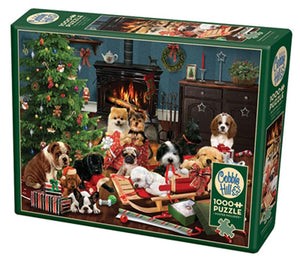 christmas-puppies-puzzle-box