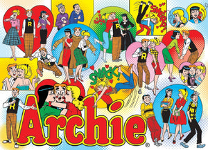 Classic Archie 1000 Piece Puzzle  - Galaxy Puzzles