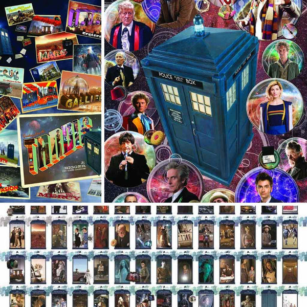 doctor-who-selection-of-puzzles