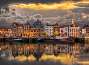 dutch-dreamworld-houses-on-canal-puzzel