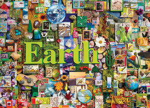 Cobble Hill Elements 1000 Piece Puzzles (choice of four elements)