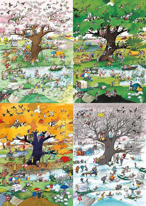 four-seasons-blachon-puzzle