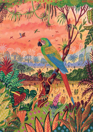 great-green-macaw-puzzle