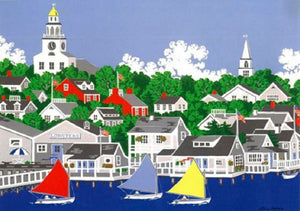 Nantucket Puzzle (2 sizes: 40 and 250 pieces)