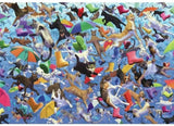 Raining Cats and Dogs Puzzle (2 sizes: 250 and 500 pieces)