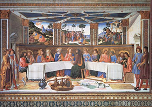 The Last Supper 1000 Piece Puzzle  - Galaxy Puzzles