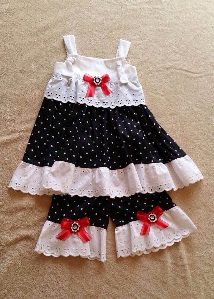 Polka Dot Summer (Age 3)