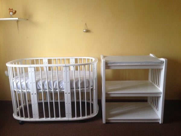 Cot & Changing Table