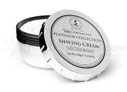 Taylor of Old Bond Street Shave Cream Pot Platinum