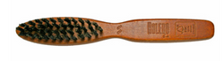 Bolero Boar Bristle & Maple Wood Mustache Brush