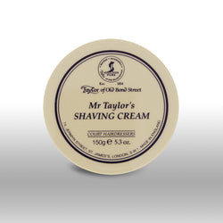 Taylor of Old Bond Street Shave Cream Pot Mr. Taylor's