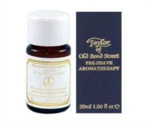 Taylor of Old Bond Street Pre-Shave Oil Aromatherapy