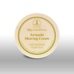 Taylor of Old Bond Street Shaving Cream Avocado