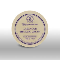 Taylor of Old Bond Street Shave Cream Pot Lavender