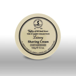 Taylor of Old Bond Street Shave Cream Pot St. James