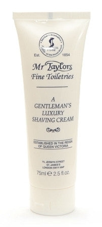 Taylor of Old Bond Street Classic Shave Cream Tube
