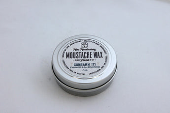 Mini Moustachery Consarn It! Moustache Wax 1oz