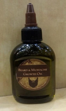 Beard & Mustache Growth Oil