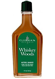 Clubman Aftershave Whiskey Woods