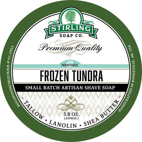 Stirling Shave Soap Frozen Tundra