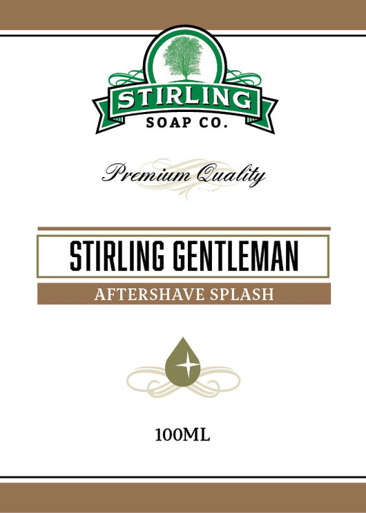 Stirling Aftershave Stirling Gentleman