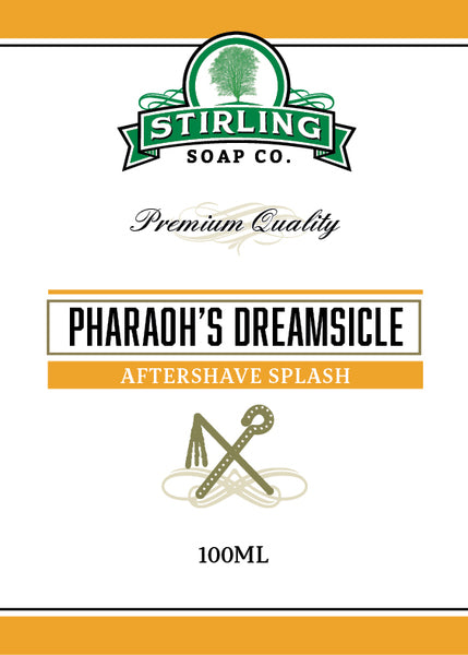 Stirling Aftershave Pharaoh's Dreamsicle