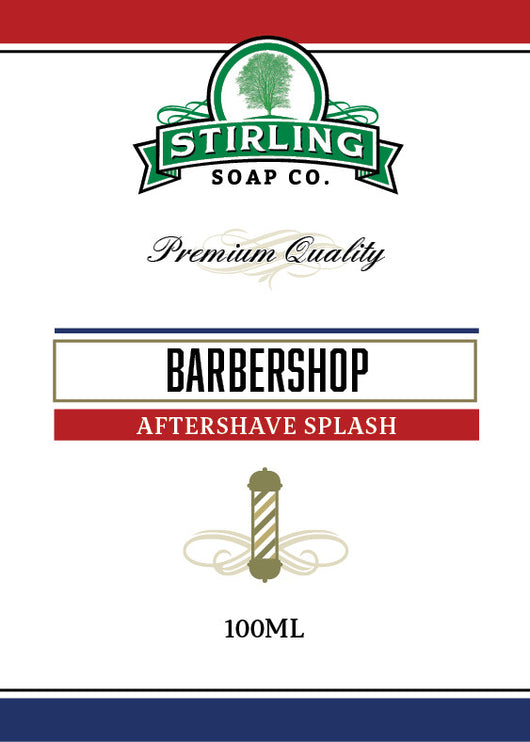 Stirling Aftershave Barbershop