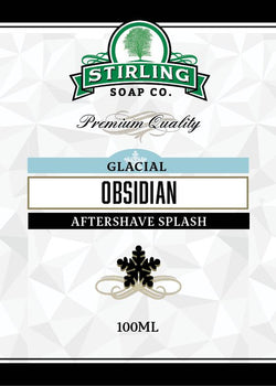 Stirling Aftershave Glacial, Obsidian