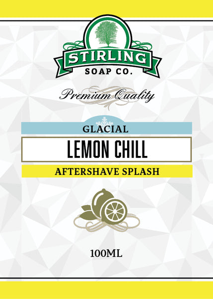 Stirling Aftershave Lemon Chill