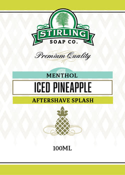 Stirling Aftershave Iced Pineapple