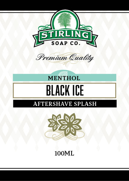 Stirling Aftershave Black Ice